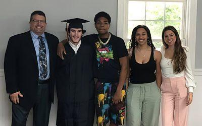 Coastal Preparatory Recovery High School Celebrates Second Graduate